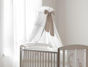 Babybetthimmel Savana