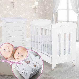 Babybett Bonne Nuit - auch als Zwillingsbett