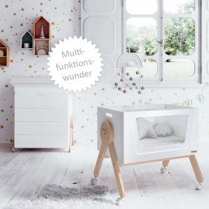 Babywiege Mini Swing 5-in-1-Möbel