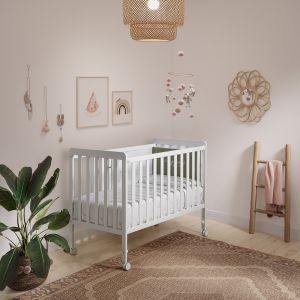 Babybett NORDIKA - auch als Zwillingsbett