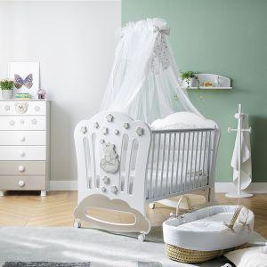 Extravagantes Babybett Teddy Royal