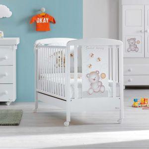 Babybett mit niedlichen Details: Dolcemiele