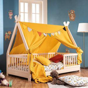 Montessori Haus Kinderbett Junior