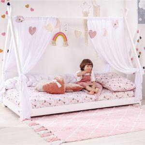 Vorhänge für Kinderbett Junior