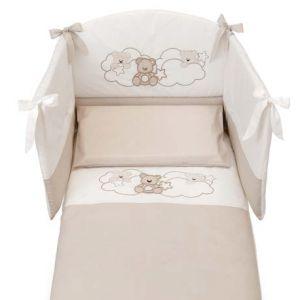 Bettgarnitur / Nestchen für Babybett Mars