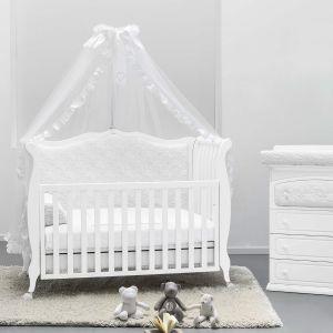 Babybett Retro Design Rinascimento