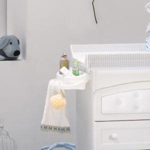 AD Ablage / Seifenspender für Baby Wickelkommoden