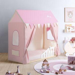 Tipi House Kinderbett / Montessori Bett