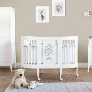 Willy B. Baby- und Kinderbett (3-in-1)