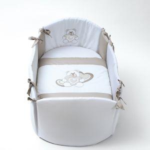Bettgarnitur für Kinderbett Willy B.
